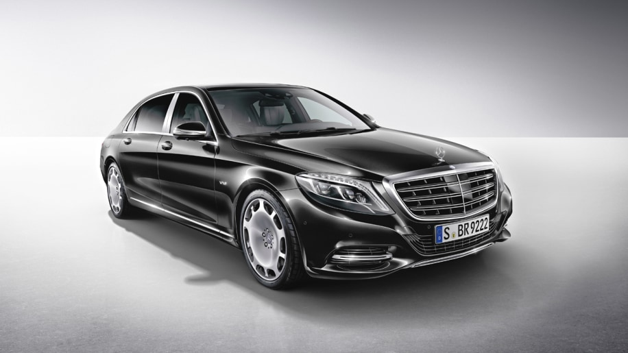 2016 Mercedes-Maybach S600 offers the plutocratic life for $189,350