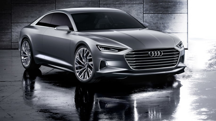 Audi Prologue concept goes for A9, we give it a ten [w/video] - Autoblog