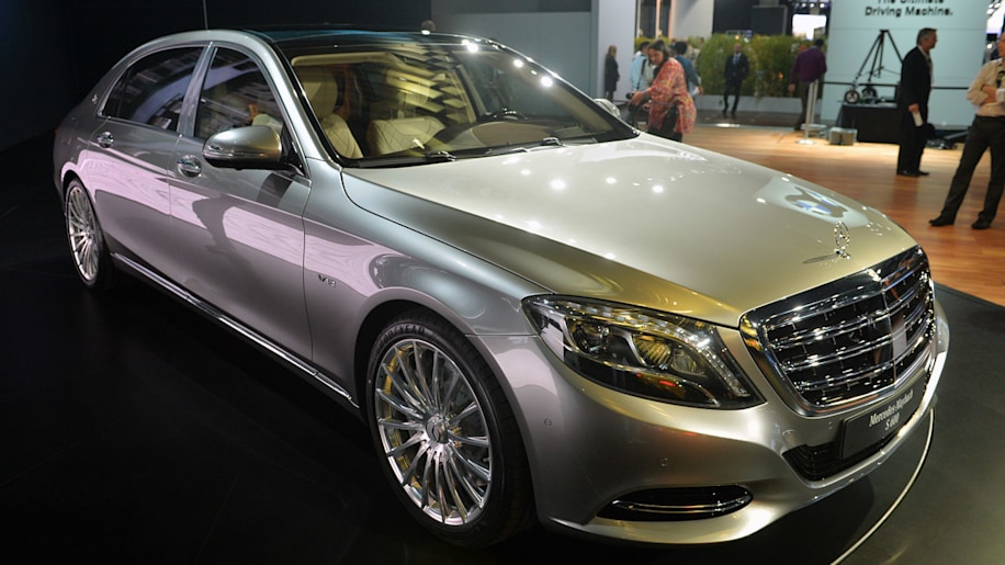 2016 Mercedes Maybach S600 Is A Silver Arrow Aimed At