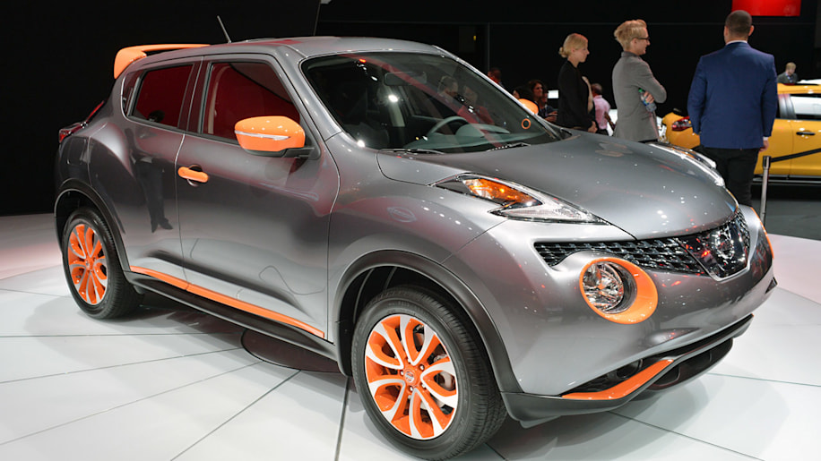 2015 Nissan Murano And Juke Priced Color Studio To Breed Bad