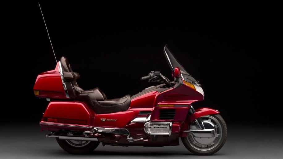 Honda builds 300-millionth motorcycle, it's a Gold Wing