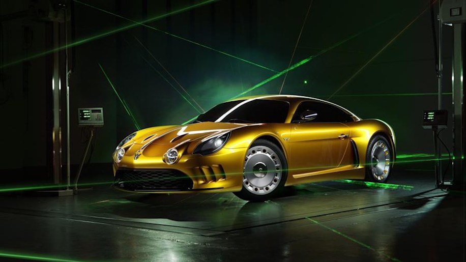 This 2015 Willys AW 380 Berlinetta costs big bucks and might have Porsche power
