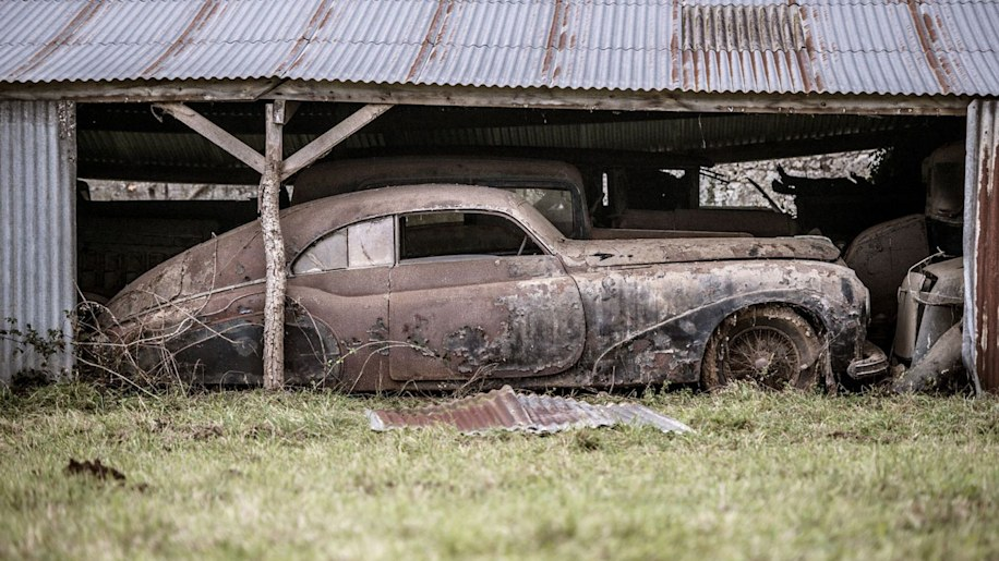 Incredible French Barn Finds Could Fetch Over 18M W Video
