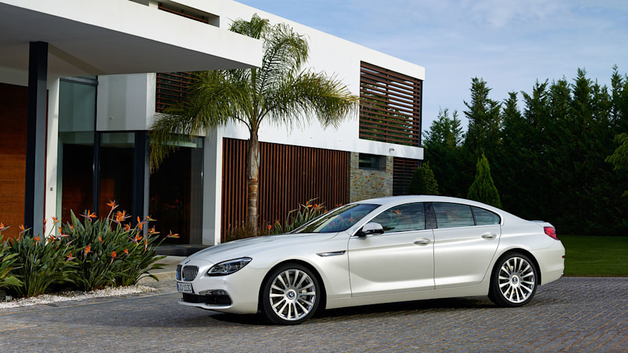 Revised 2015 BMW 6 Series Family Shows Its Tweaked Face To The World