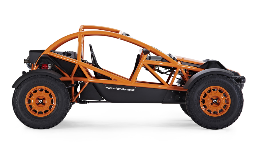 ariel frames up new nomad off roader   autoblog