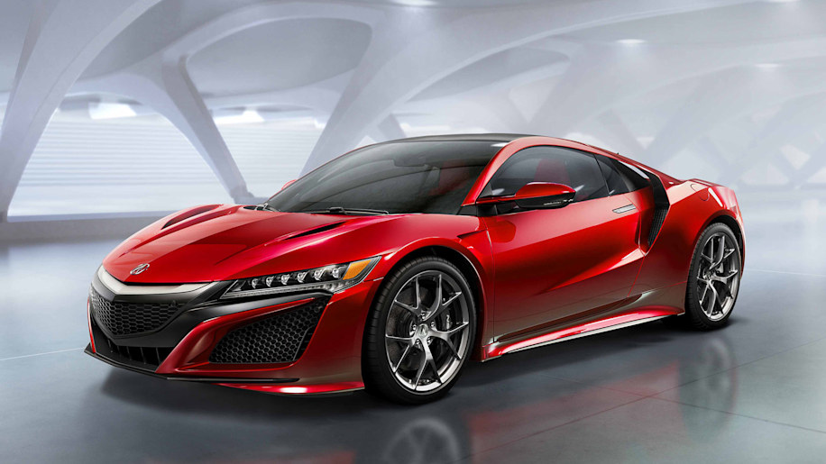 2016 Acura NSX: Everything there is to know [w/video]