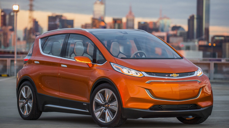 3. Chevy Bolt Concept