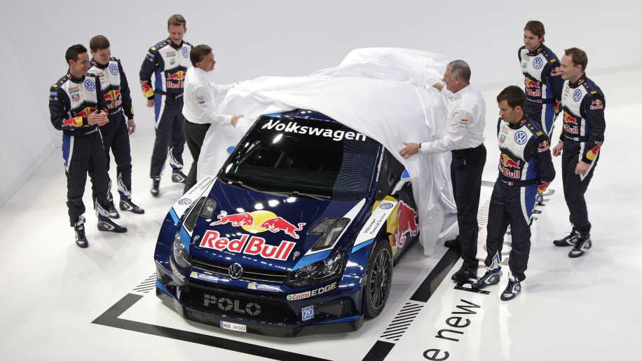 Volkswagen rolls out all-new Polo R WRC