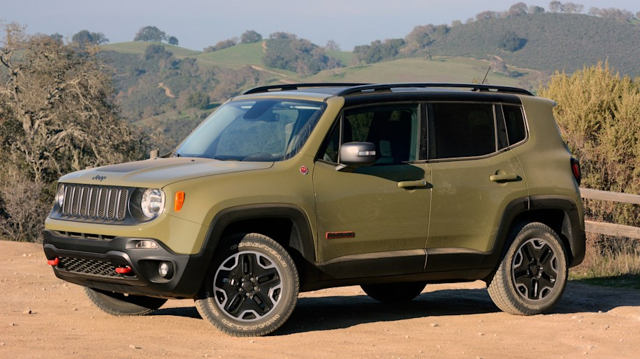 2015 jeep renegade trailhawk quick spin photo gallery autoblog. Black Bedroom Furniture Sets. Home Design Ideas