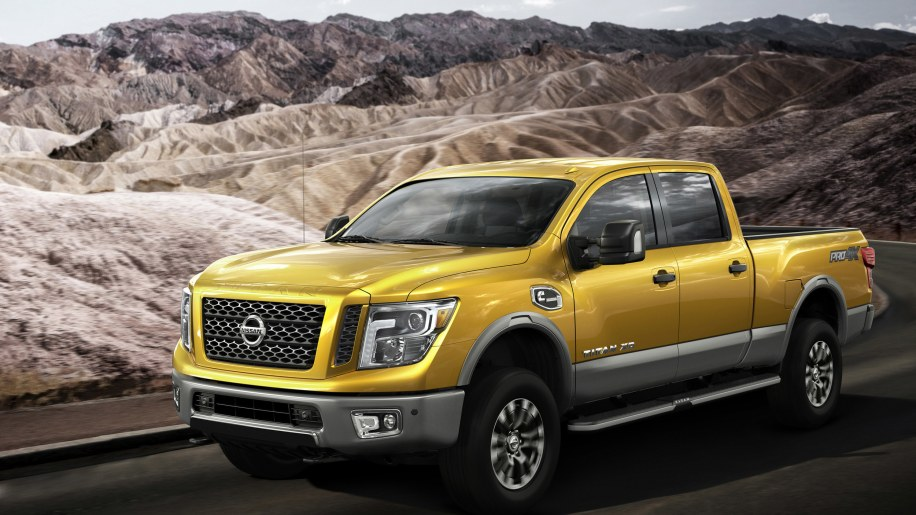 The Nissan Titan Is Back
