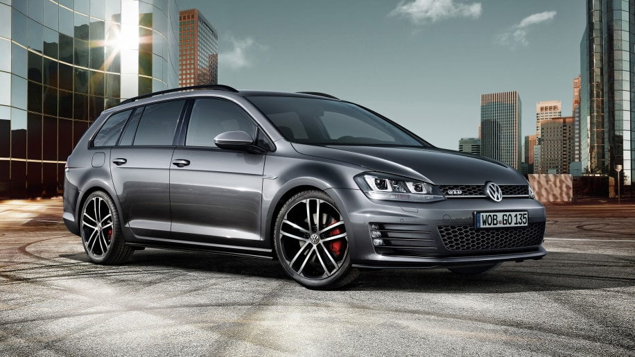 VW Golf GTD wagon makes us swoon ahead of Geneva reveal - Autoblog