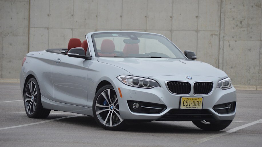 BMW I Convertible Autoblog - 2015 convertible bmw