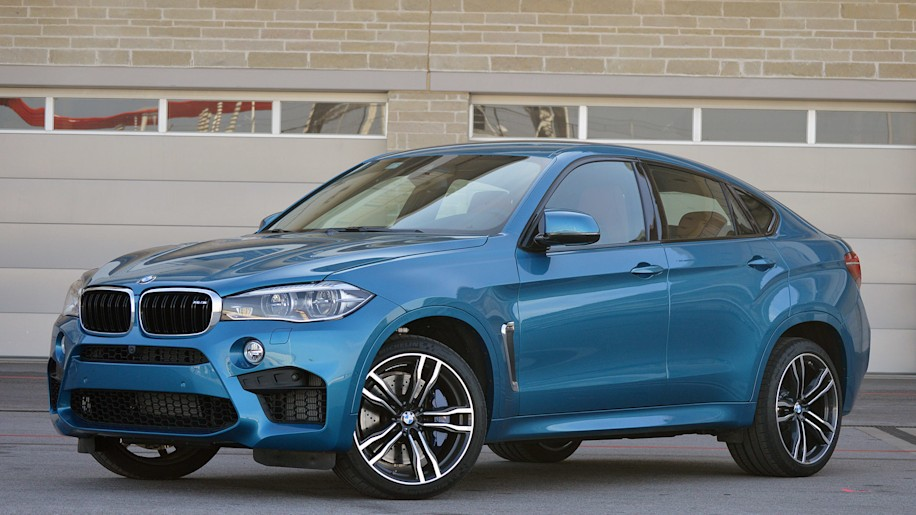 2015 Bmw X6 M First Drive W Video Autoblog