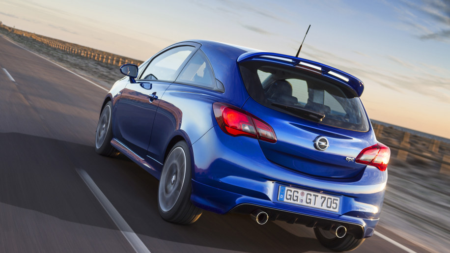 Opel Unleashes New Corsa Opc Hot Hatch For Geneva Debut Autoblog