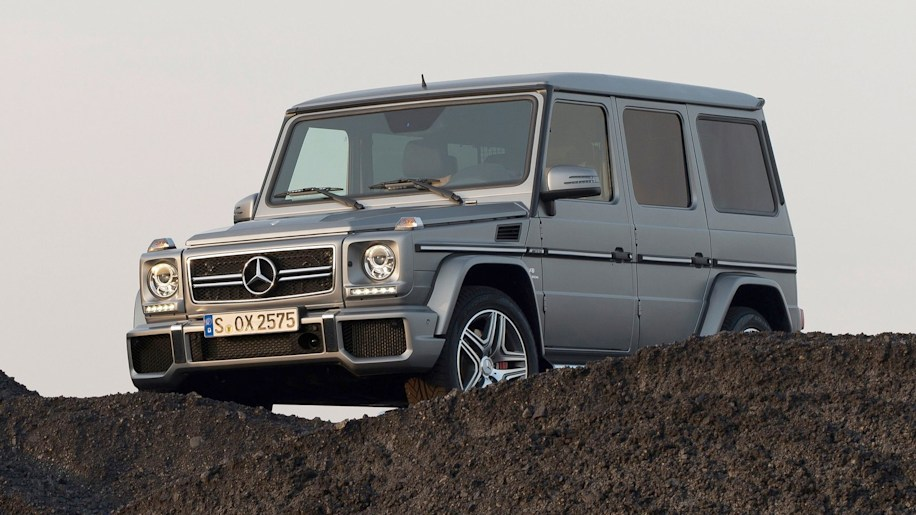 5th Meanest: Mercedes G63 AMG