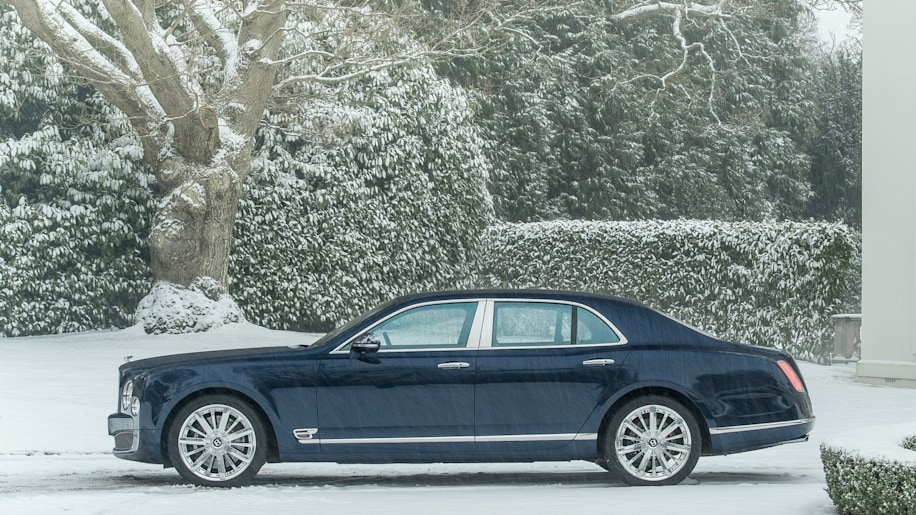 4th Meanest: Bentley Mulsanne