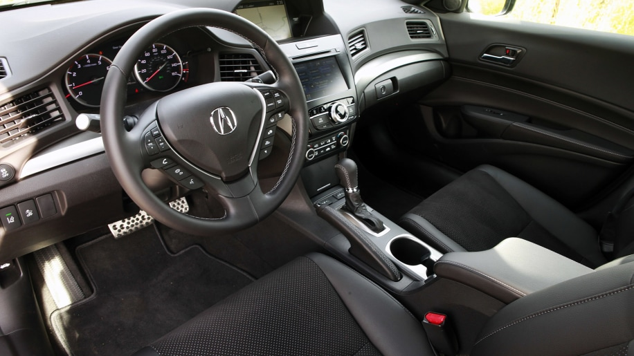 2016 acura ilx first drive w video autoblog. Black Bedroom Furniture Sets. Home Design Ideas