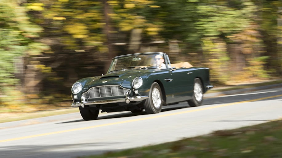 1965 aston martin db5 convertible bonhams paris 2015 photo gallery autoblog. Black Bedroom Furniture Sets. Home Design Ideas