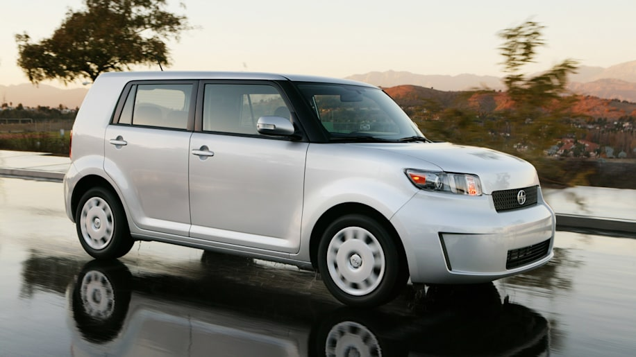 7. Scion xB