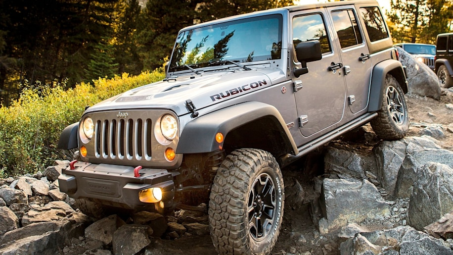 4. Jeep Wrangler Unlimited