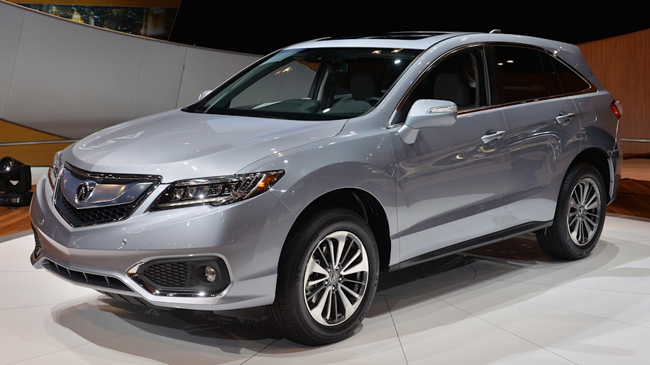 2016 Acura RDX: Chicago 2015 Photo Gallery - Autoblog