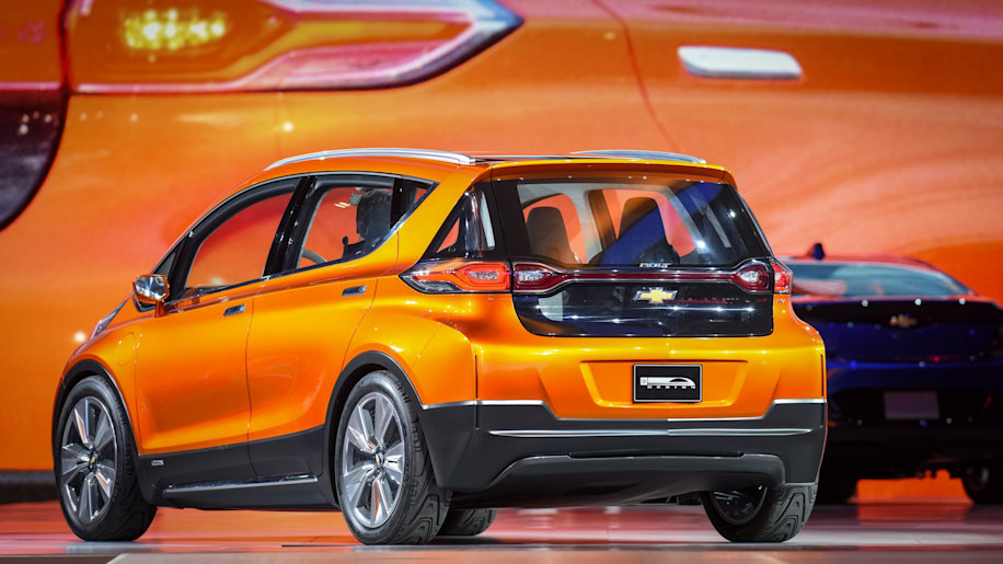 The Technology Behind The Chevy Bolt EV