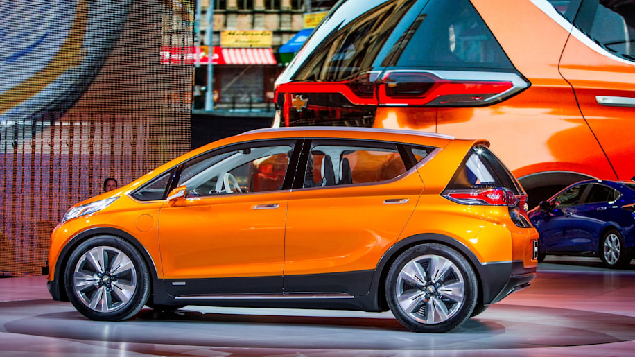could the chevy bolt be your first electric car. Black Bedroom Furniture Sets. Home Design Ideas