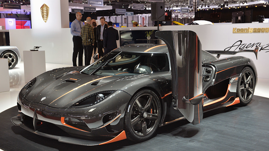 Koenigsegg Has Sold All Units Of Agera Rs It Will Build Autoblog