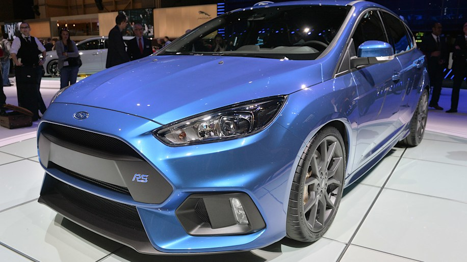 2016 ford focus rs production starts in germany autoblog. Black Bedroom Furniture Sets. Home Design Ideas