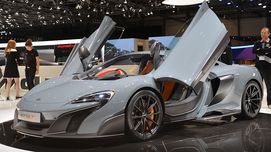 McLaren 675LT is already sold out