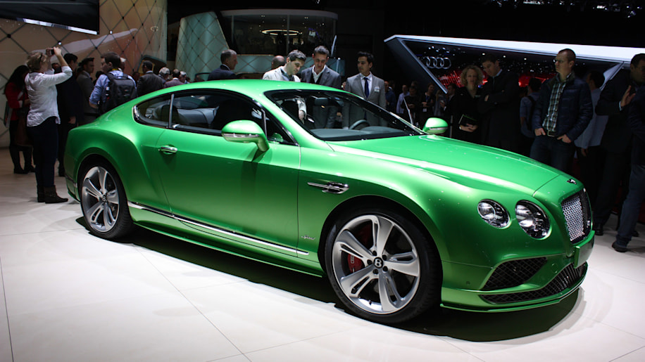 2016 Bentley Continental GT keeps it fresh for another dozen years ...
