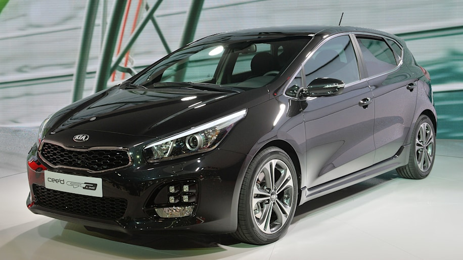 2016 kia cee 39 d gt line brings new 1 0 liter engine to. Black Bedroom Furniture Sets. Home Design Ideas