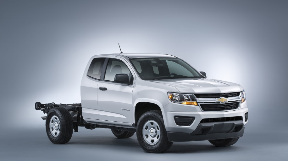 chevy colorado gets box delete option designed for upfitters autoblog. Black Bedroom Furniture Sets. Home Design Ideas