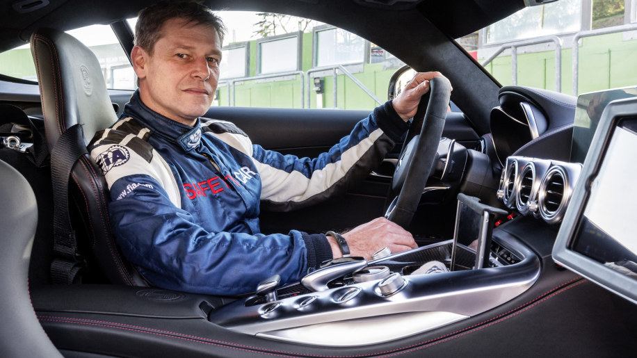 Mercedes-AMG GT and C63 to serve as F1 safety, medical cars