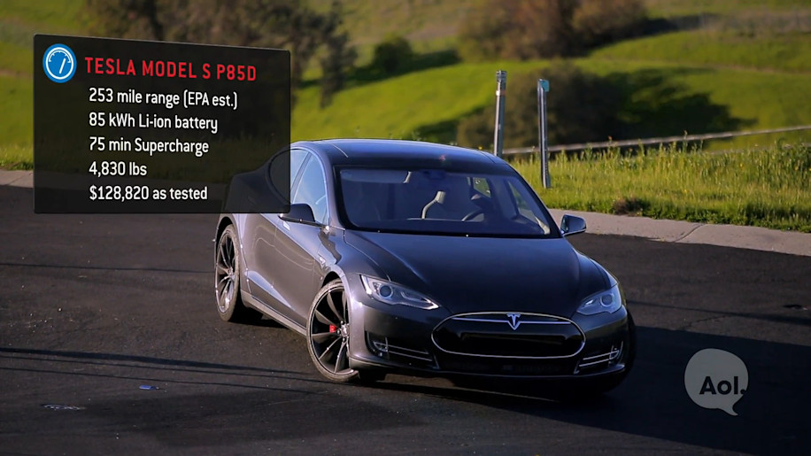Translogic 172: Tesla Model S P85D