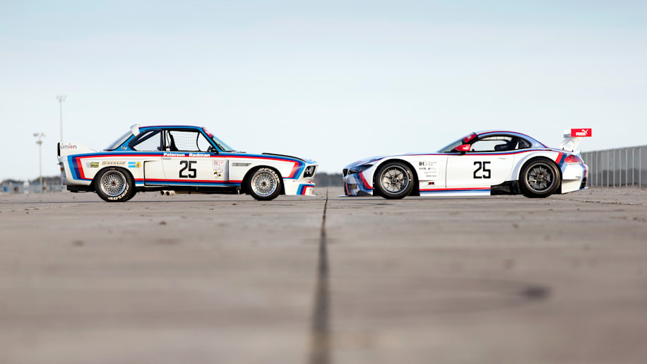 Bmw Z4 Gtlm And 3 0 Csl At Sebring Photo Gallery Autoblog