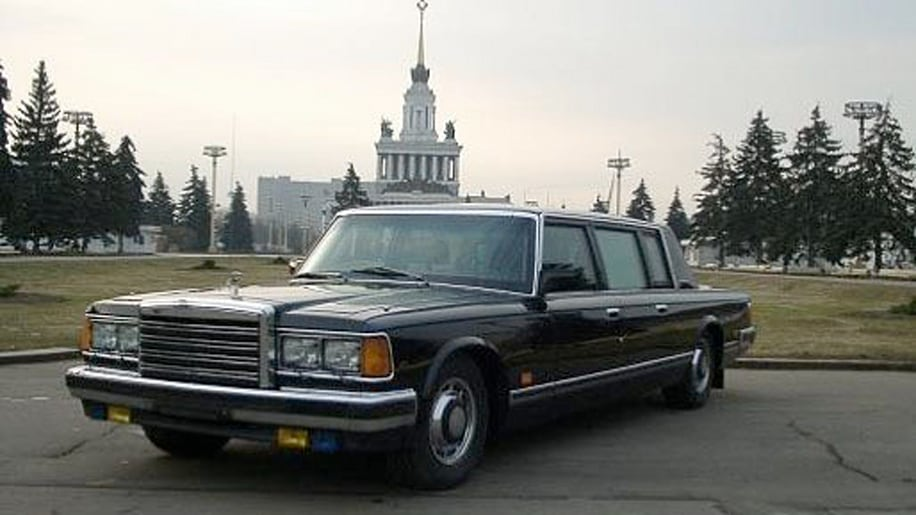 Supposed former ZIL limo of Gorbachev and Yeltsin on sale for $1.6M