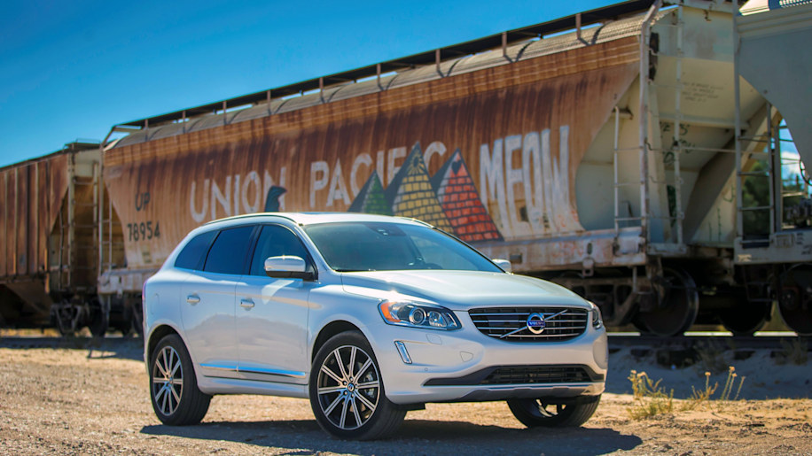 Best Luxury Compact SUV For Families: Volvo XC60