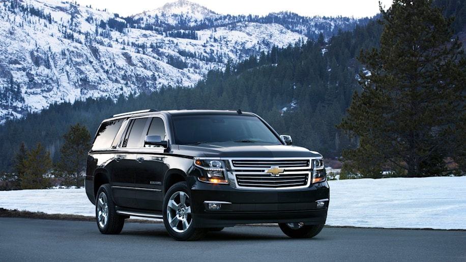 Best Large SUV For Families: Chevy Tahoe