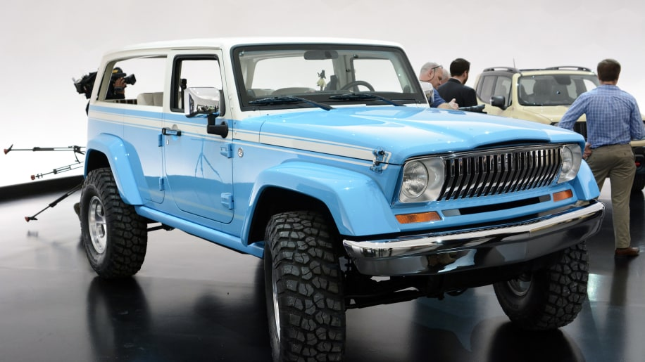 2015 Easter Jeep Safari concepts unveiled [w/videos]