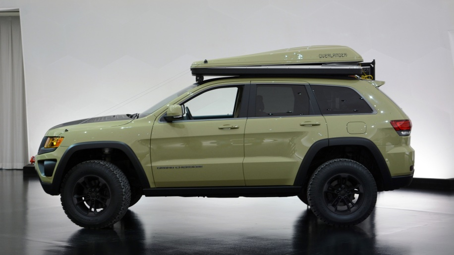 Lifted Jeep Renegade >> 2015 Easter Jeep Safari concepts unveiled [w/videos ...