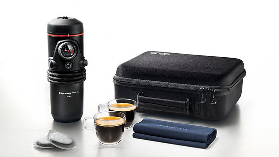 Stay Caffeinated At The Speed Of Audi Autoblog
