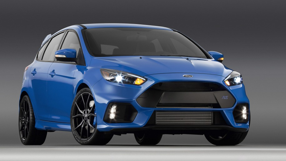 Ford reveals 345-horsepower output for new Focus RS [w/video]
