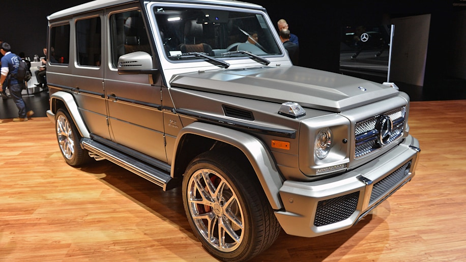 2016 mercedes amg g65 coming to us this fall priced from. Black Bedroom Furniture Sets. Home Design Ideas