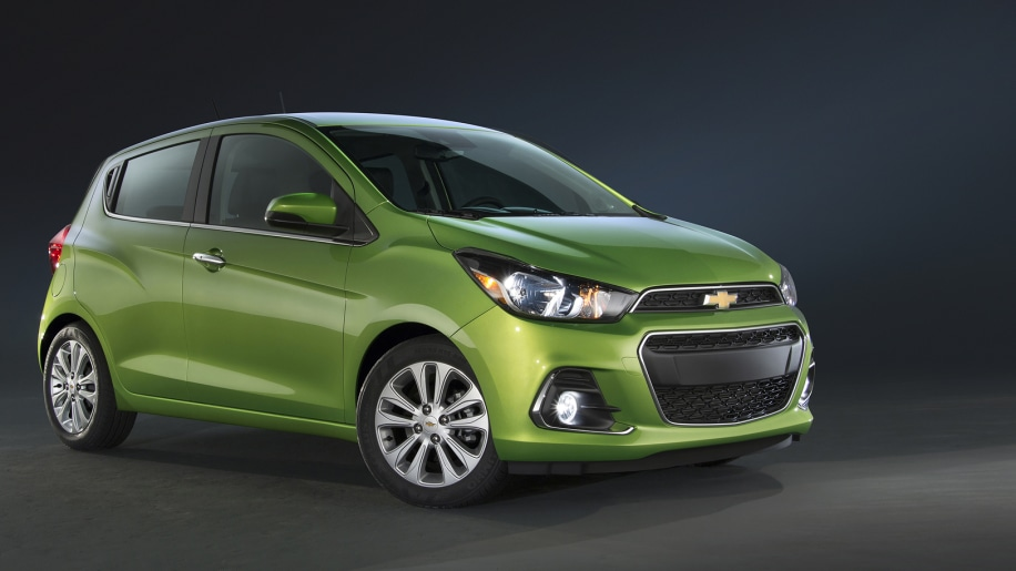 chevy spark sonic 2016 compact new york