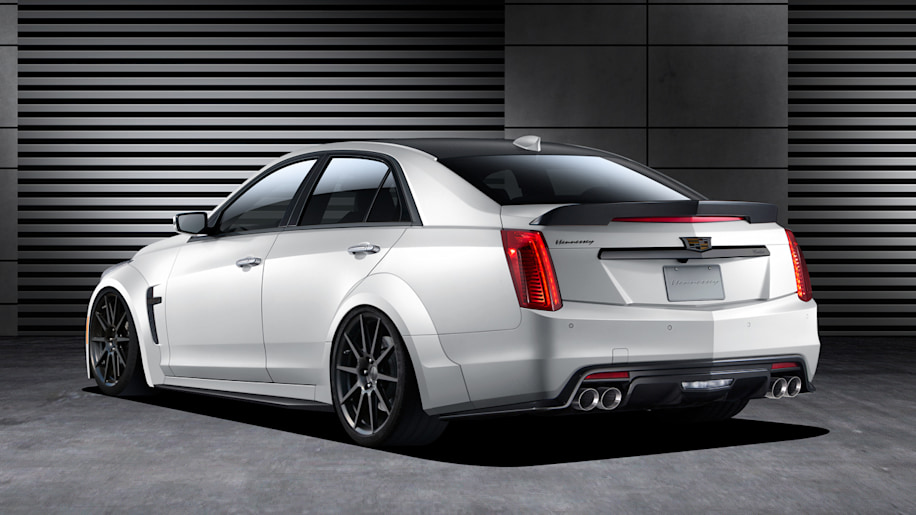 2016 hennessey cts v is properly ridiculous with 1 000 horsepower autoblog. Black Bedroom Furniture Sets. Home Design Ideas