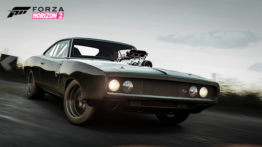 We Drive The Cars Of Furious In Forza Horizon W Video