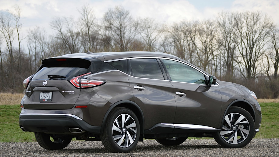 2015 Nissan Murano: Introduction [w/video] - Autoblog