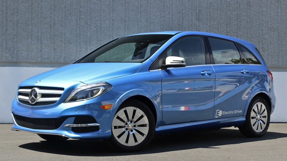 2015 evs cost per electric mile photo gallery autoblog for Mercedes benz b class bev
