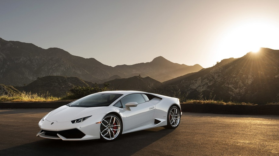 2015 Lamborghini Huracan LP 610-4 Review